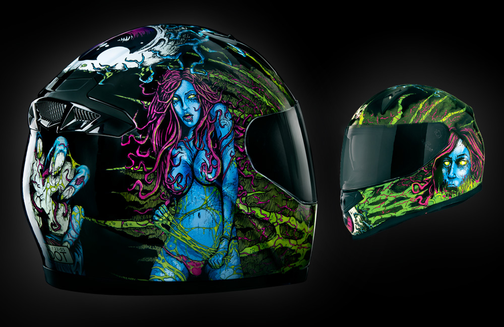 Sparx Helmet Graphics