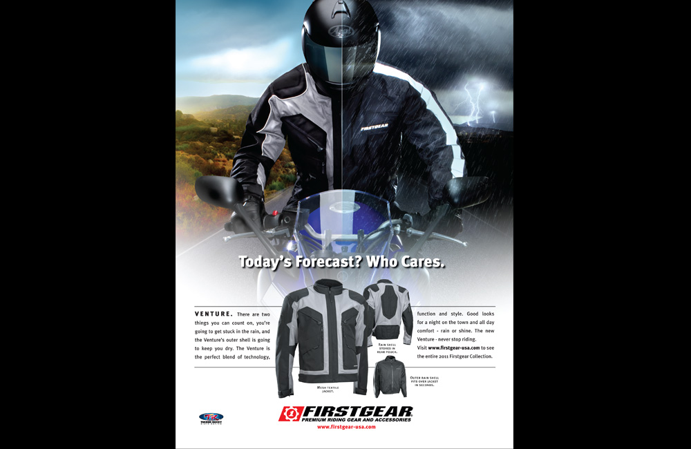 FIRST GEAR VENTURE JACKET