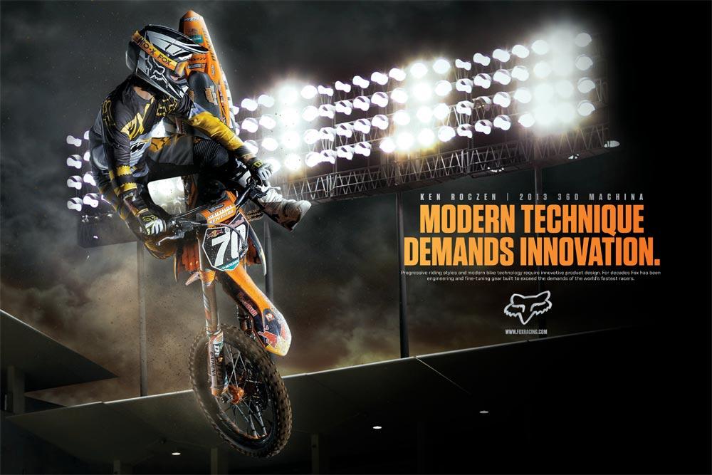 Fox Racing Marketing The Icon That Defines Motocross